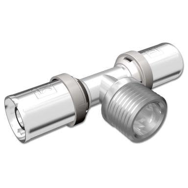 LK Systems PressPex 1876569 T-koppling utvändig gänga, avstick