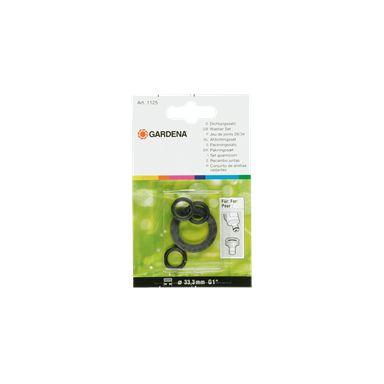 Gardena 1126 Pakningssett for hurtigkoblingssystem