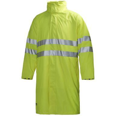 H/H Workwear Narvik Regnrock varsel, gul