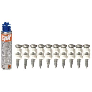 Spit 057555 Betongspik 500-pack, ink. 1 bränslecell
