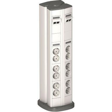 Schneider Electric INS40521 Uttagspost 592 mm
