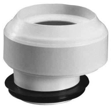 Purus 2910406 WC-anslutning 0-13 mm, excentrisk