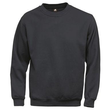 Fristads 1734 SWB Sweatshirt marinblå