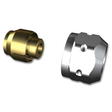 LK Systems AX16 FKR Kopplingsset 16 mm x 1/2""
