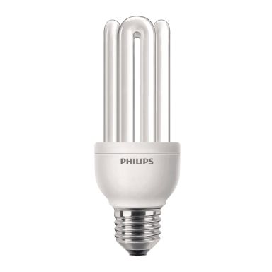 Philips Genie Esaver Lågenergilampa E27-sockel