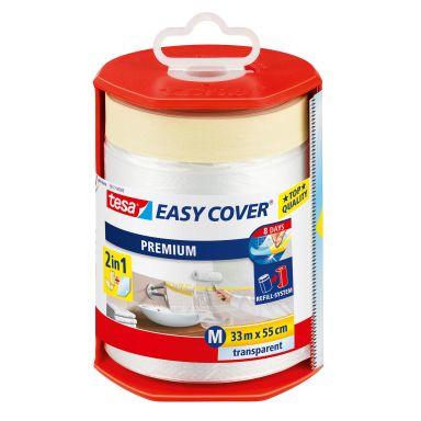 Tesa Easy Cover 4368 Trekkduk med maskeringstape