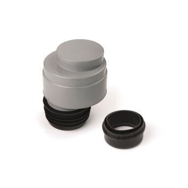 Jafo 3131242 Vakuumventil excentrisk, med nippel