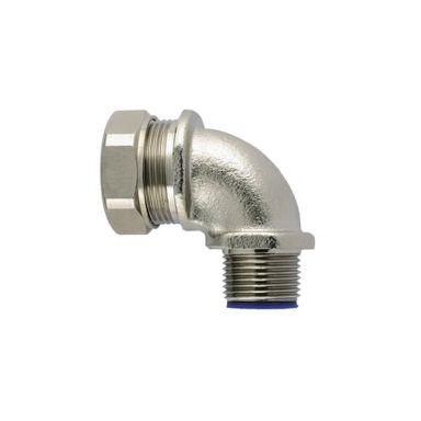 Hellermann Tyton 166-32300 Kompresjonskobling LTS-SMC, vribar, med elastomertetning