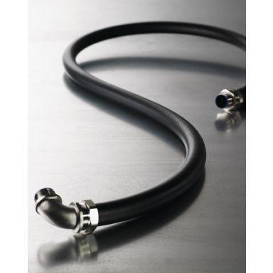 Hellermann Tyton 166-31900 Suojaletku PVC-tiivistetty ja nestetiivis, LTS-galvanoitu