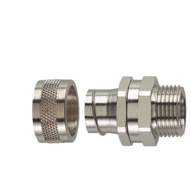Hellermann Tyton 166-30407 Metallkobling todelt, SC40-SM