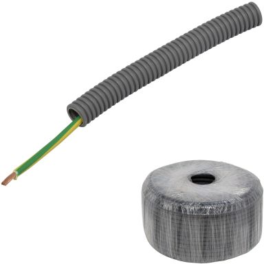 Pipelife RQ G/G PowerFlex Kabel fördragen, 16 mm x 100 m, 1G6 mm²