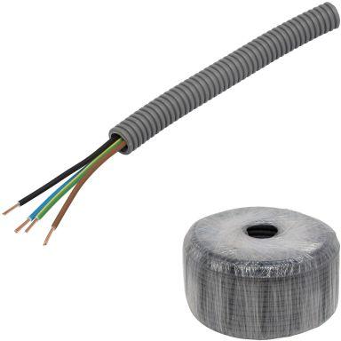 Pipelife FQ PowerFlex Kabel forhåndslagt, temperaturklasse II