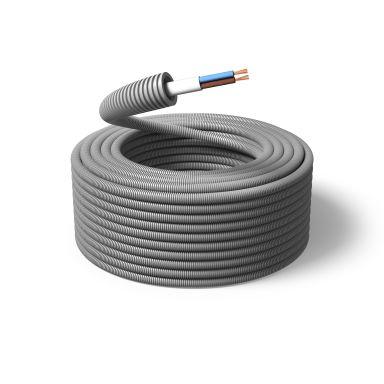 PM FLEX FKX Kabel fördragen, 16 mm x 100 m, 2x1.5 mm²