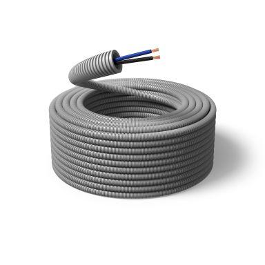 PM FLEX RHH Kabel fördragen, halogenfri, 100 m