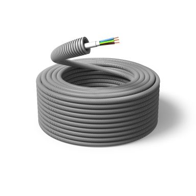 PM FLEX EXQ Installationskabel fördragen, 16 mm x 100 m, 3G1,5 mm²