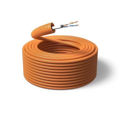 PM FLEX ELQXB Telekabel fördragen, 16 mm x 100 m, 2x2x0,5 mm²