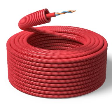 PM FLEX ELQYB Kabel fördragen 16 mm x 100 m, 2x1 mm²