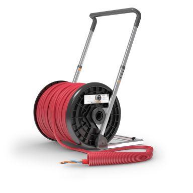 PM FLEX ELQYB Kabel 16 mm x 300 m, 2x1 mm², K6-modell