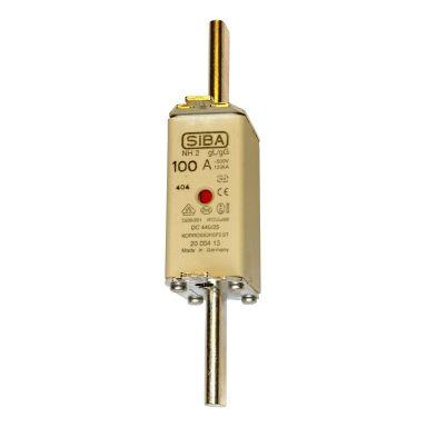 SIBA 2000413.125 Knivsäkring NH2, gL/gG