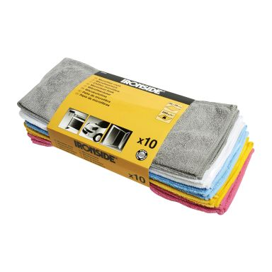 Ironside 422050 Microfiberduk 10-pack