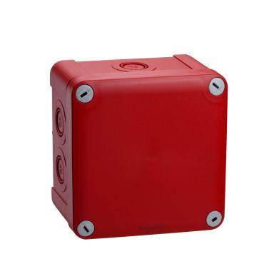 Schneider Electric ENN05175 Palorasia pinta-asennettava, punainen