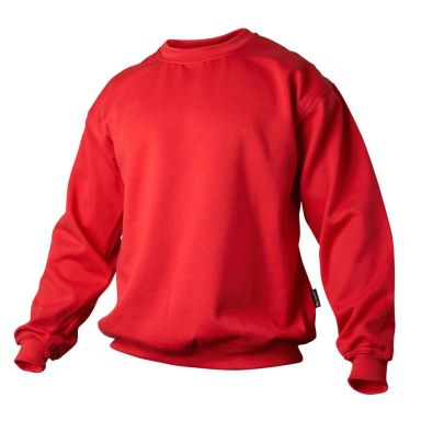 Top Swede 4229 Sweatshirt röd