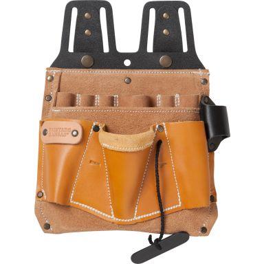 Fristads 9305 LTHR Elektrikerficka brun