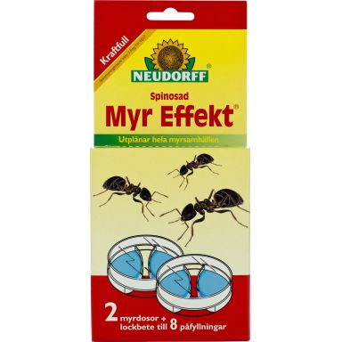 Neudorff Myr Effekt Myrbekämpning 2 dosor, 20 ml