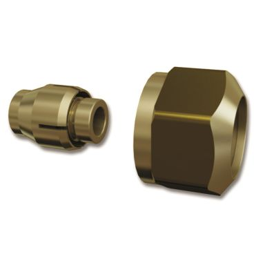 LK Systems AX16 Kopplingsset 16 mm x 1/2""