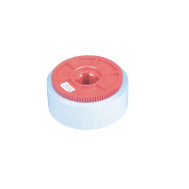 Hexatronic 22231 Refillrulle A-typ, vit tejp