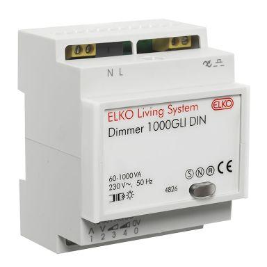 Elko 1000GLI Dimmer 60-1000VA, 230V