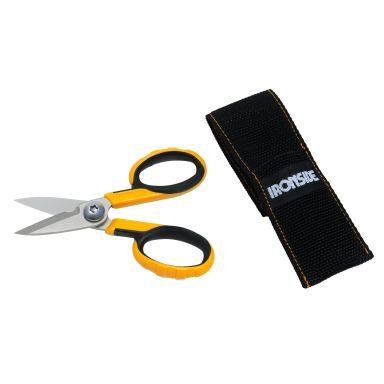 Ironside 125001 Elektrikersax 138 mm, rostfri