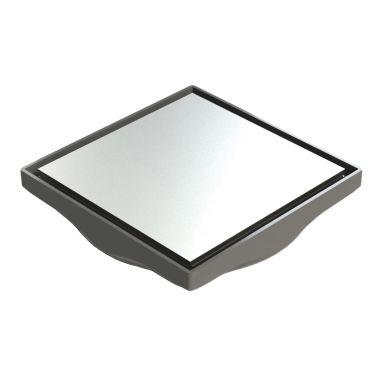 Purus Square Platinum Klinkerram 150 x 150 mm