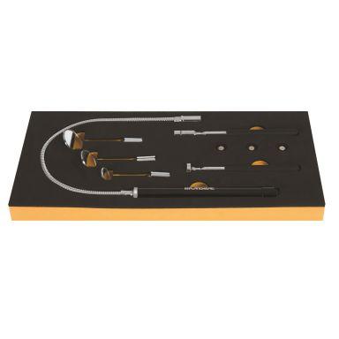 Ironside 100276 Plukkeverktøysett 6 deler