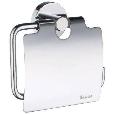 Smedbo Home HK3414 Toalettpappershållare med lock