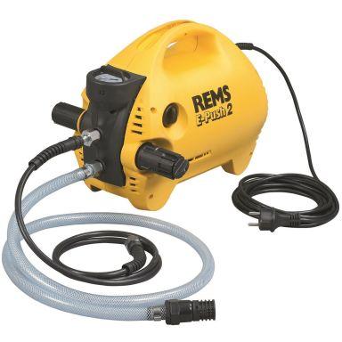 REMS E-Push Provtryckningspump elektrisk, 60 bar/870 psi
