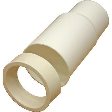Pipelife 2828150 Anslutning för WC, rak