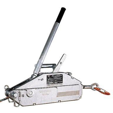Wadra 816 Draglyftblock utan lina, 1600-2600 kg