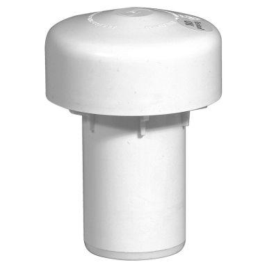 Purus 3131162 Luftningsventil ABS med tätning av EPDM-gummi