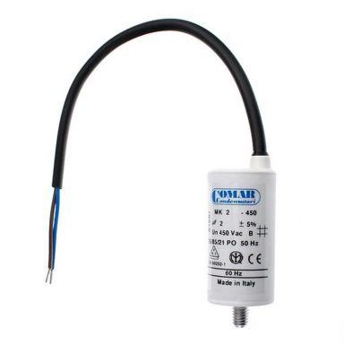 EBM Pabst 4610108 Motorkondensator för fläkt och aggregat