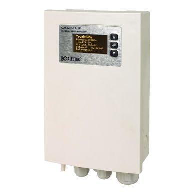 Calectro Calair-PR-1F Tryckregulator 0-10V, IP54