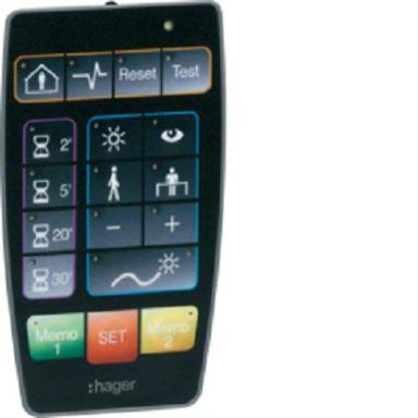 Hager EE807 Fjärrkontroll för närvarodetektor KNX