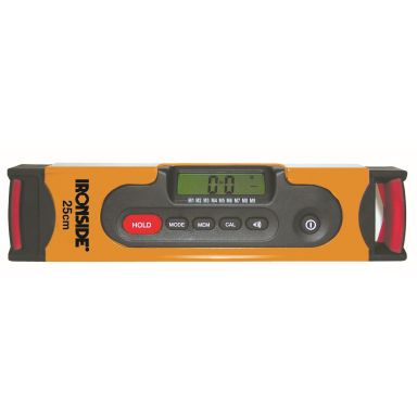 Ironside 152224 Torpedvattenpass 250 mm, digitalt