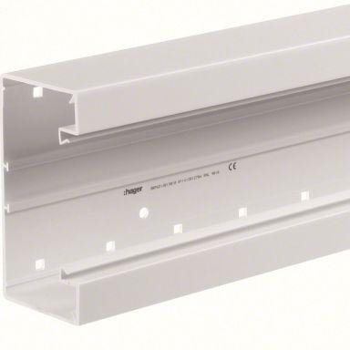 Hager BRP6513019010 Grunnprofil PVC, hvit