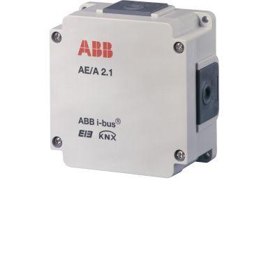 ABB 2CDG110086R0011 Analogingång 2-kanaler KNX, IP54
