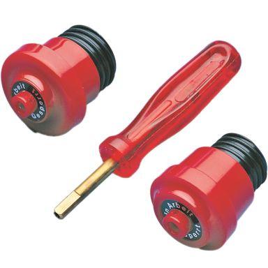 SIBA 1400202 Nyckel till blockeringsdon