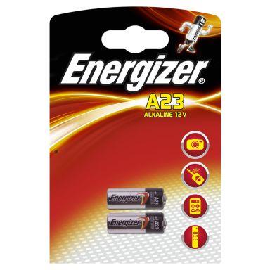 Energizer Alkaline 12 V Alkaliskt batteri 12 V, 2-pack
