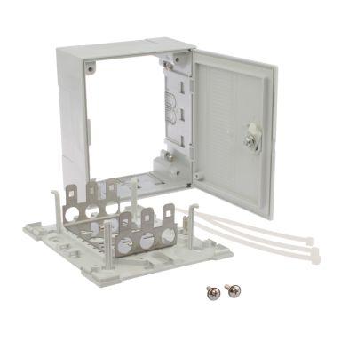 Krone Kronection 100p 2/10 Kopplingsbox för LSA-plintar, 100 par
