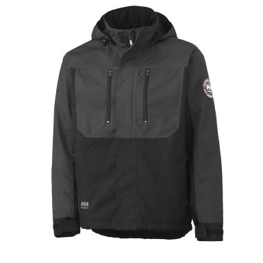 Helly Hansen Workwear Berg Jacka grå/svart