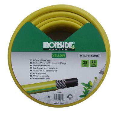 """Ironside 500227 Vattenslang 1/2"""", kryssarmerad"""